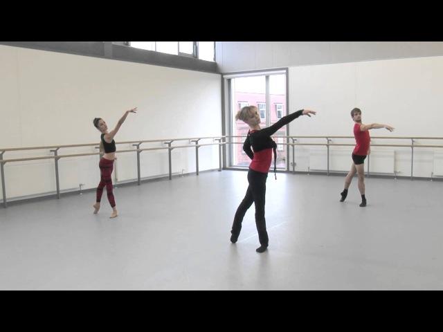 Scottish Ballet Health Fitness Episode 2: Port de Bras