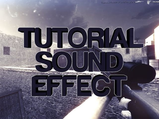 TUTORIAL | How To Make Noise/Distortion Muffle Sound Effect On Sony Vegas