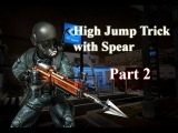 [CSO] High Jump Trick with Spear (Part 2)