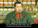 Hugo Chavez sur Israel: Soit maudit