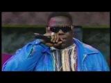 Notorious B.I.G. - Big Poppa (LIVE) 1995 rare
