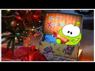 Om Nom Cartoons - CHRISTMAS CANDY FESTIVAL! (full episode 10)