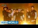 MONSTA X - No Exit / Trespass | 몬스타엑스 - 출구는 없어 / 무단침입 [Music Bank Hot Debut / 2015.05.15]