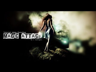 "Adobe PhotoShop CC: Tutorial Foto-Manipulacin ""Magic Attack""bh"