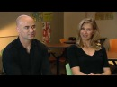 Andre Agassi and Steffi Graf on INSIDE SPORT BBC PART 2 of 3