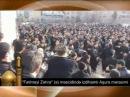 Fatimeyi Zehra (s) Mescidinde Izdihamli Asura merasimi 28.12.2009