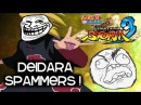 ★NARUTO STORM 3 | : Obito Wont Stand for Deidara Spammers! : | Online Ranked Match【HD】★