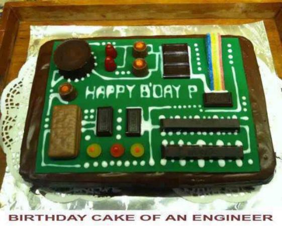 Поздравление с днем рождения сервисного инженера