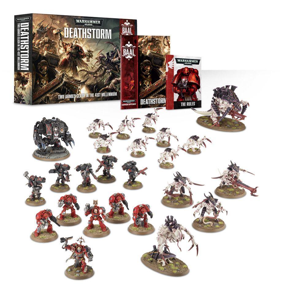Shield of Baal: Deathstorm