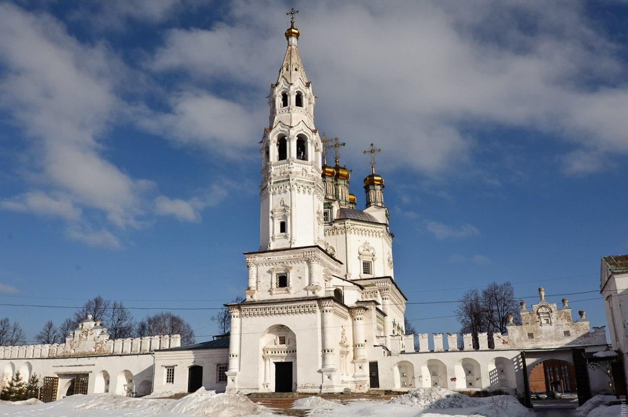 Собор Святой Живоначальной Троицы
