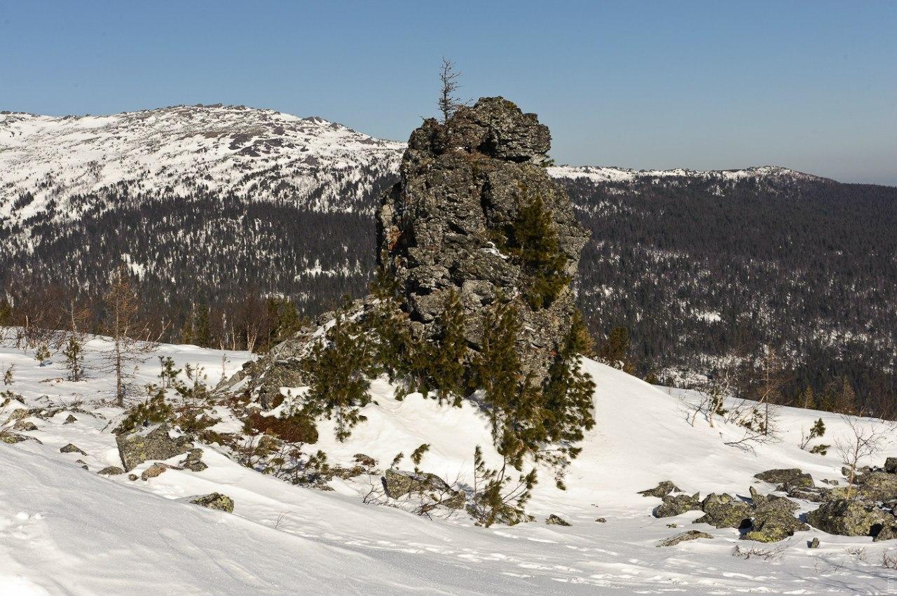 Серебрянский камень