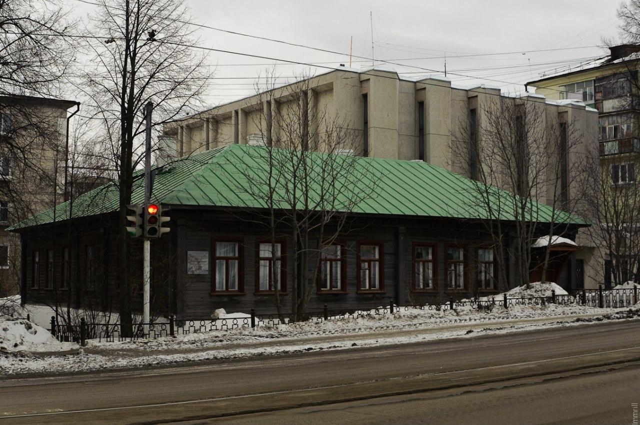 Дом Попова в Краснотурьинске