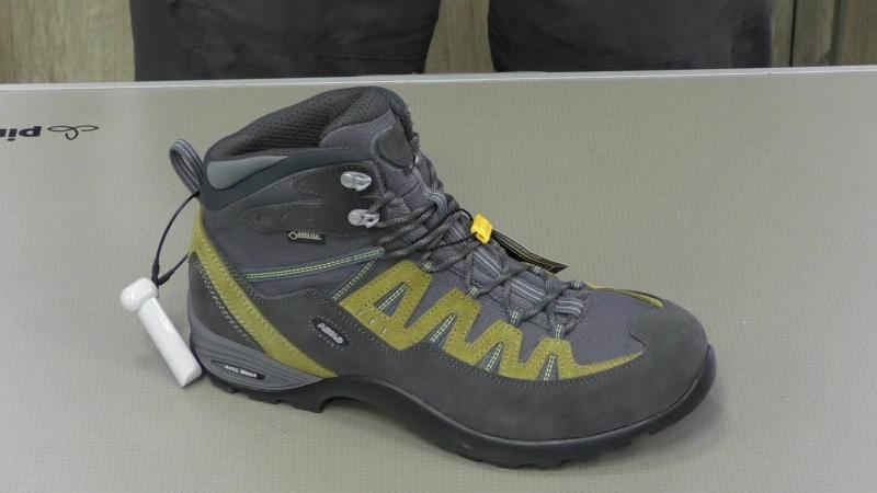 Легкие ботинки Asolo ACE GV.MTS