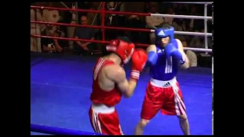 2011 Lomachenko vs Bochkov ☯ Ломаченко - Бочков