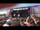 Breathe Carolina - Selloutsintro feat. Danny Worsnop Vans Warped Tour 2014 Ventura
