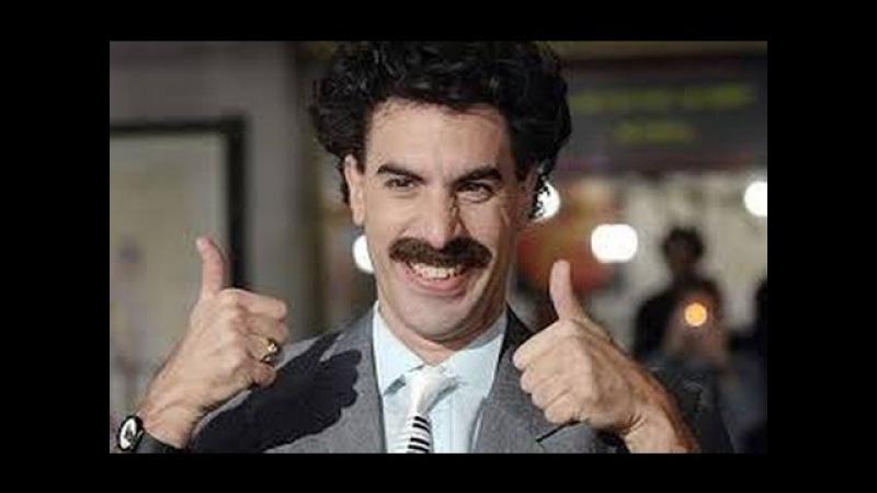 Borat Compilation Including Interview