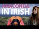 Dramatic Reading of Anaconda by Nicki Minaj in Irish