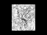 Mark Brooks Speed Art- Spider-man vs.Green Goblin step 2