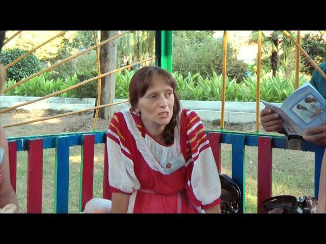 Наталья Иванова (Олма). Здоровый образ жизни. Мочеполовая система женщины (18.09.2010)...