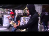 Hollywood Undead Live at Rock In Rio USA - Intro &amp Usual Suspects