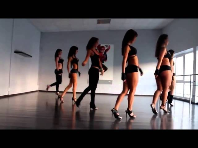 Стрип пластика секси Танец Супер Plastic Strip Sexy Dance Specials