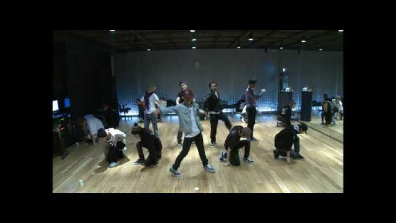 BIGBANG - SOMEBODY TO LOVE DANCE PRACTICE VIDEO