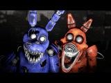[SFM FNAF] FNAF 4 Trailer - Nightmare Animatronics React!