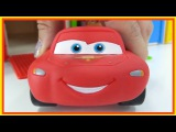 SAVE THE KITTEN! Lightning McQueen & Mater: Toy Car Rescue Stories!