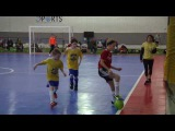 Girls Soccer Joga Bonito SC Futsal U11 U12 Amazing Skills and Footwork