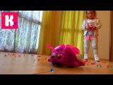 Орбиз Божья коровка на р/у игровой набор распаковка Orbeez Ladybug Scooper toy unbpxing