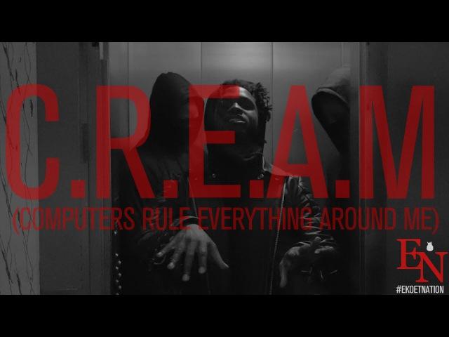 Stann Smith - C.R.E.A.M (Sober Music Video)   EKOET