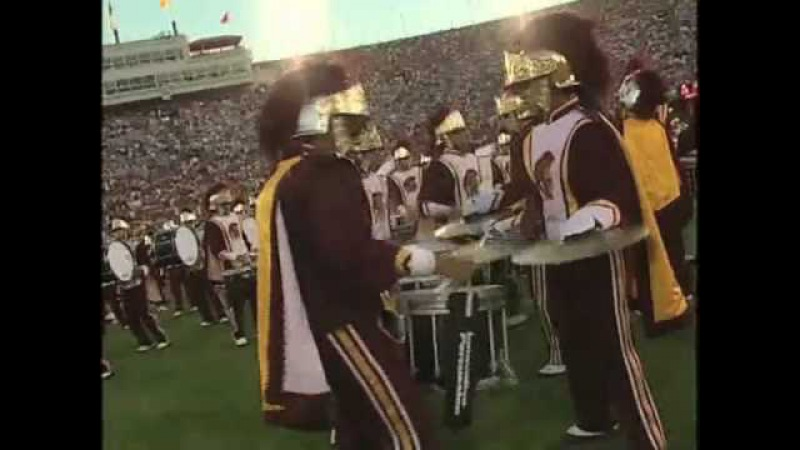USC Trojan Marching Band | Best of 2000s | Toxicity - System of a Down [2004]