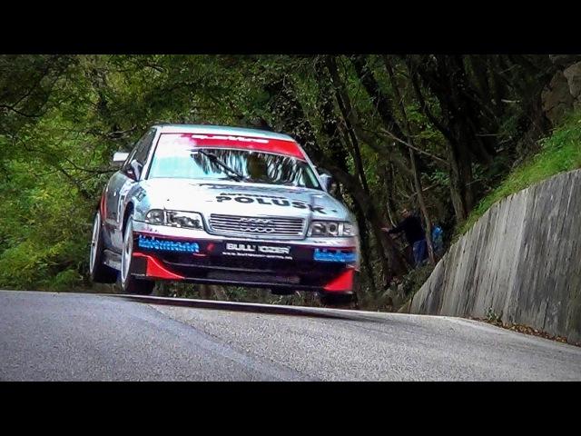 Andreas MARKO Audi A4 STW Cividale 2015