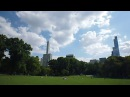 SCORPIONE IN NEW YORK CENTRAL PARK FUNNY VIDEO - BACKFLIP WITH CAMERA IN HAND