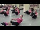 Открытый урок по классу ДЖАЗ-МОДЕРН Школа танца Елены Морозовой, г. Подольск МО, ...