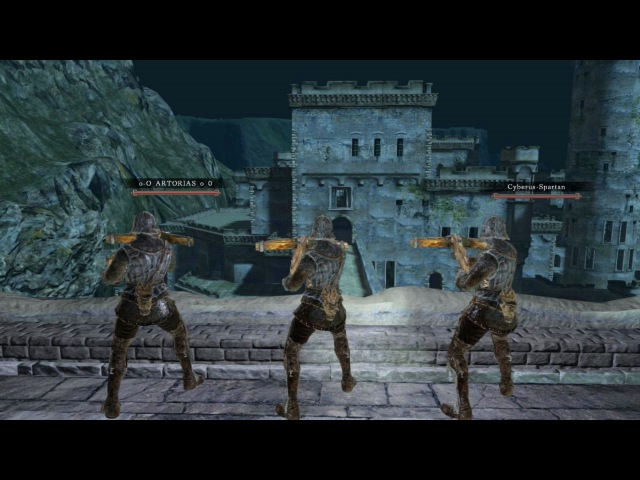 Dark Souls 2 - Ring of the Living Trickery 2