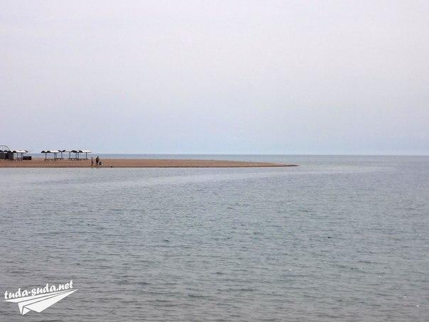 Пляжи Иссык-Куля