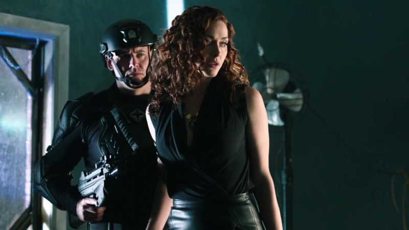 Sarah Power Sexy Killjoys S01 E06 (2015)