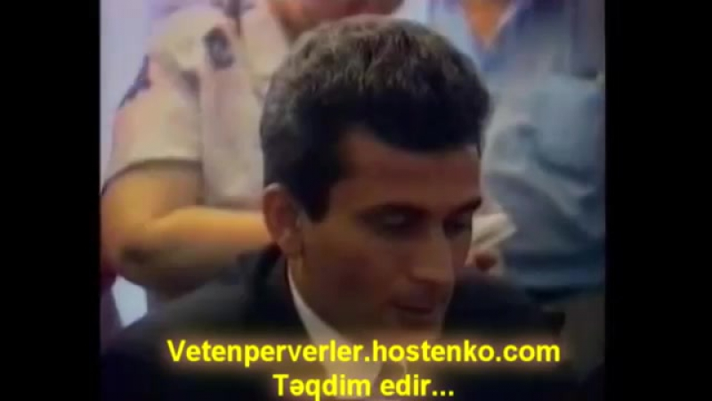 Suret Huseynov Azerbaycanin Milli Qehramani