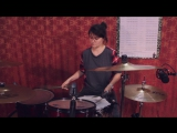 The Killers - Jenny Was A Friend Of Mine (Drum Cover by Olga Zinchenko)