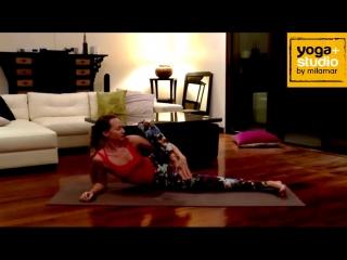 Йога для обычных женщин - вторник