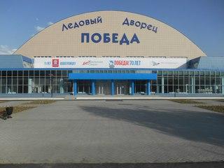В Новотроицке встретились «Металлург» и «Победа»