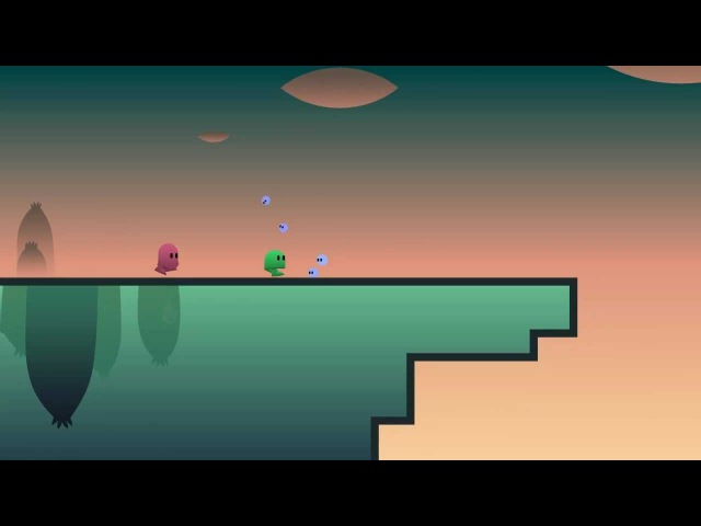 Ibb and obb - Gameplay Trailer