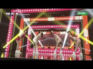 [Debut Stage] 150623 ASHA (아샤) - Mr. Liar @ The Show