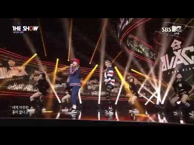 150630 A.KOR BLACK (에이코어 블랙) - How We Do @ The Show [1080p 60fps]