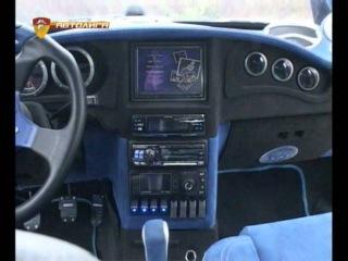 Автозвук ВАЗ 2110 Хищник (autoliga.tv)