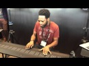 Cory Henry playing the Seaboard at Namm 2015