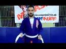Как завязывать пояс на кимоно для Дзюдо и Джиу-Джитсу. Спортфайтер