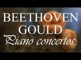 Глен Гульд. Beethoven - Complete piano concertos by Glenn Gould (Op. 15, 19, 37, 58, 73)