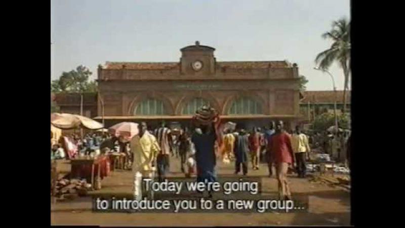 Документальный фильм Bajourou Bouba Sacko Djelimady Tounkara Lafia Diabaté Music of Mali